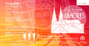 Chartres affiche