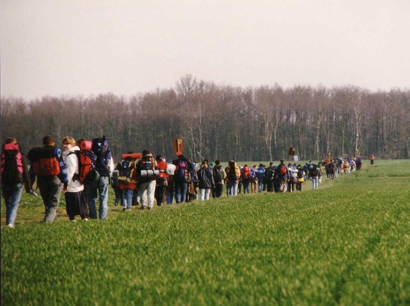 Pélé Chartres dans campagne